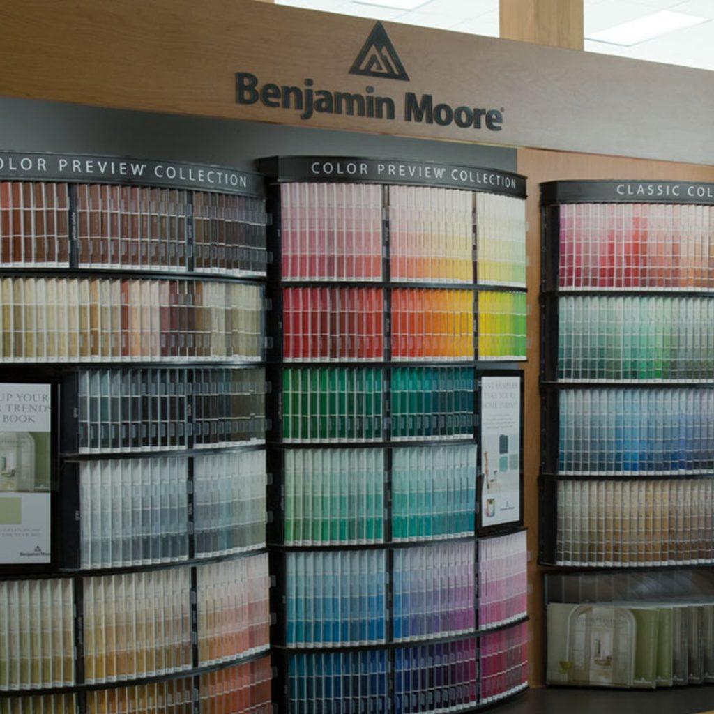 Paint Benjamin Moore Retailer